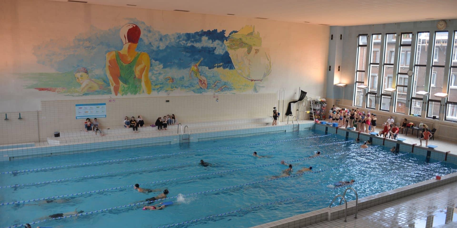 La piscine de Salzinnes fermée dès ce dimanche