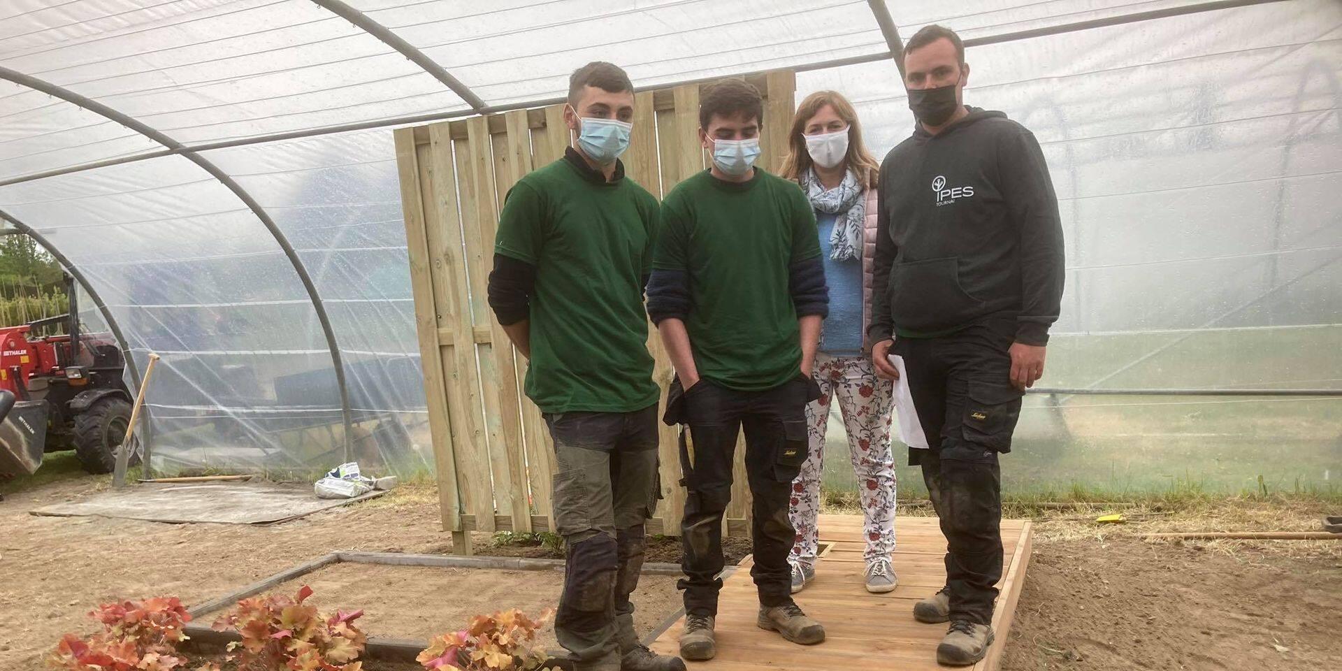 Organisé en visio, le concours wallon du meilleur jeune jardinier s'est adapté à la crise