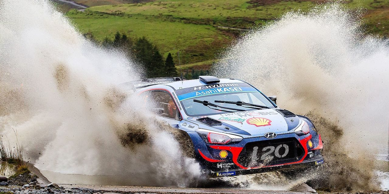 Wales Rally GB: Thierry Neuville n'a plus le choix