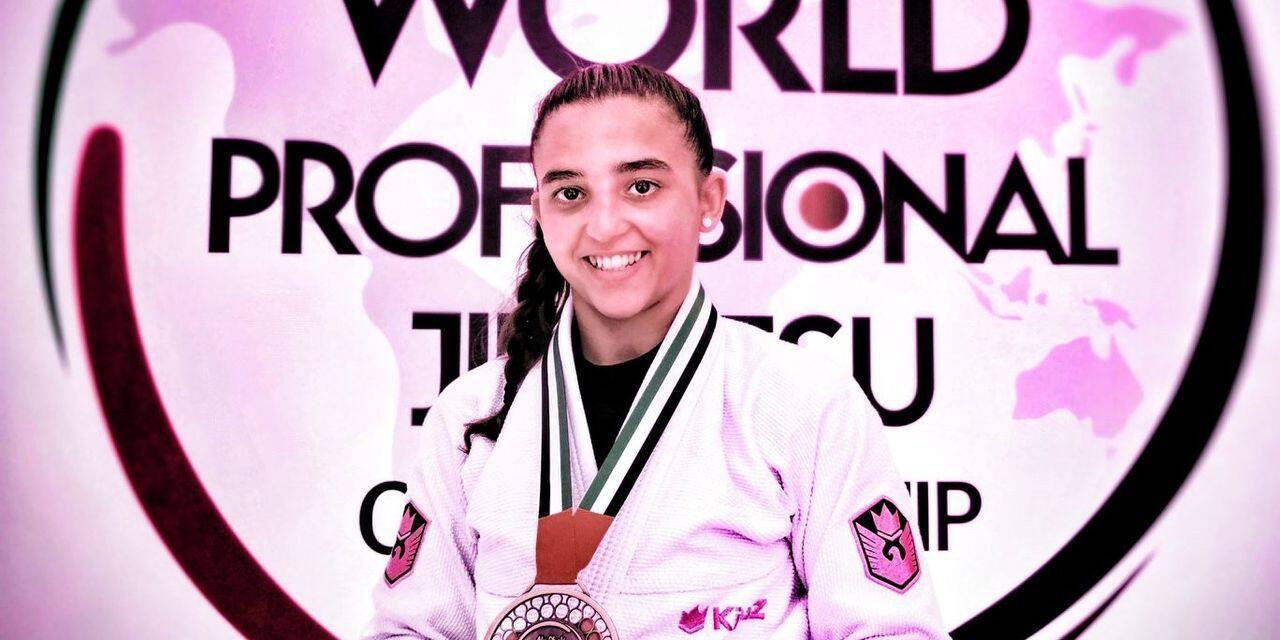 """Amal Amjahid quitte la fédération francophone de Ju-Jitsu: """"C'est un nouveau départ"""""""