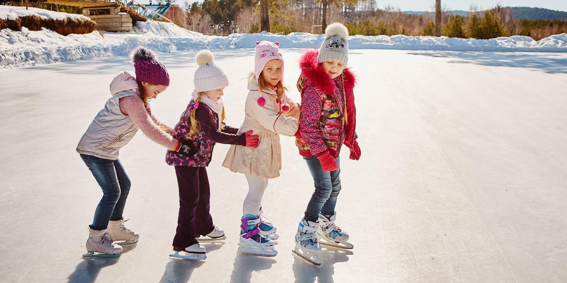Le patinage sur glace devrait être possible en fin de semaine chez nous : sera-t-il autorisé pour autant?