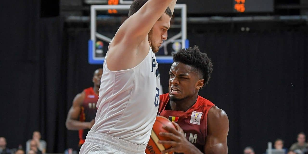 Basket: le Belge Retin Obasohan rejoint Roel Moors à Bamberg