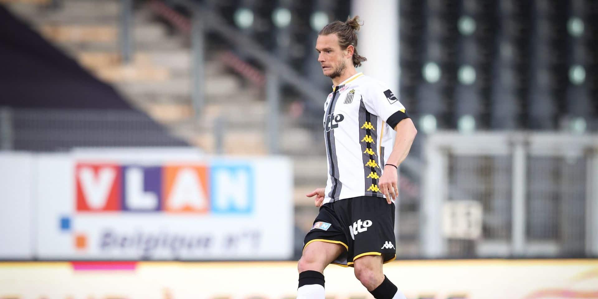 Guillaume Gillet prolonge son contrat à Charleroi