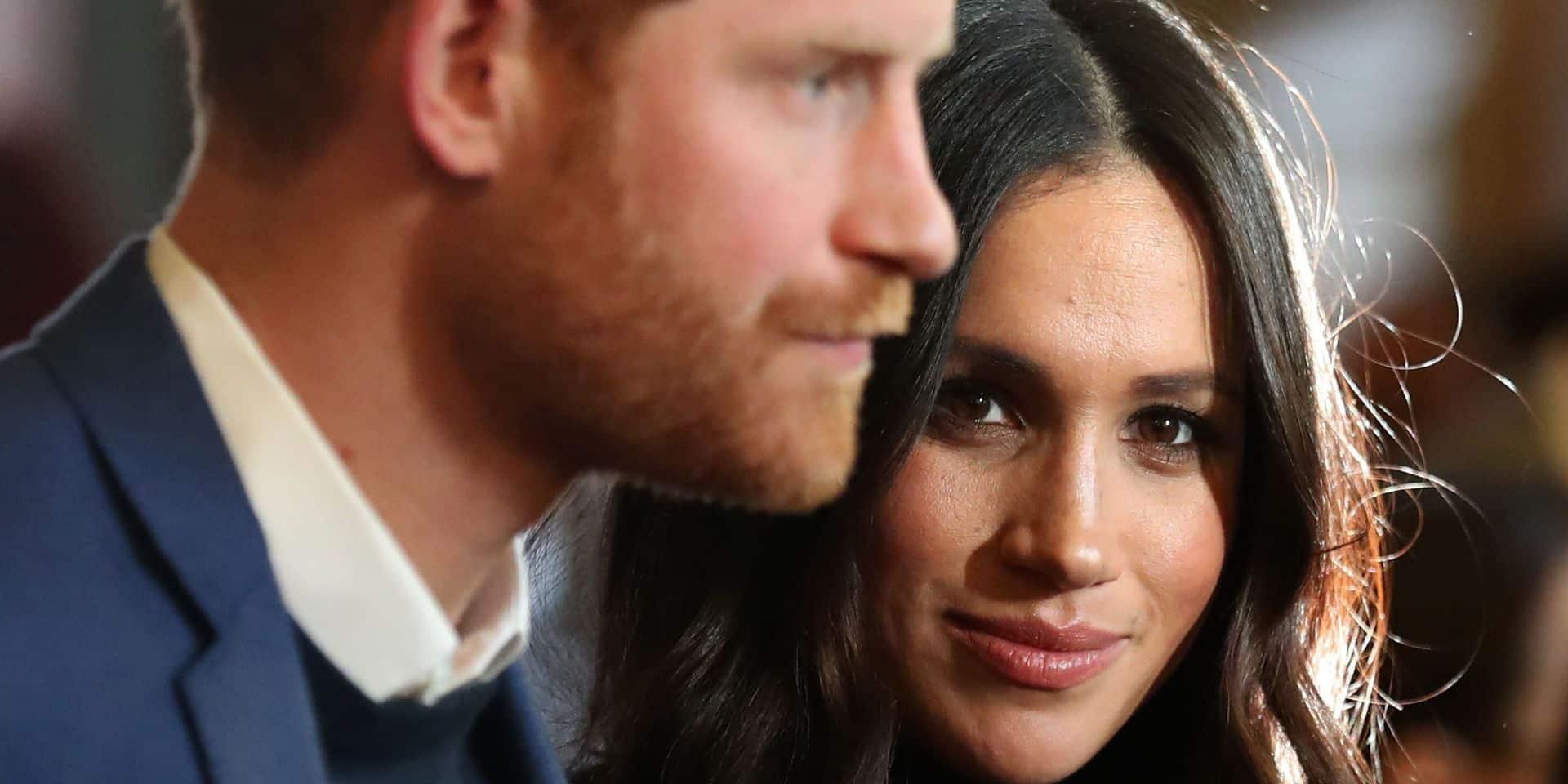 Comment Harry et Meghan se sont-ils rencontrés?