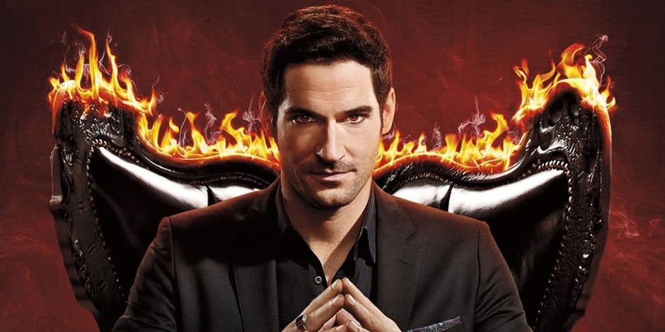 La production de Lucifer de retour en septembre, un choix payant de Tom Ellis
