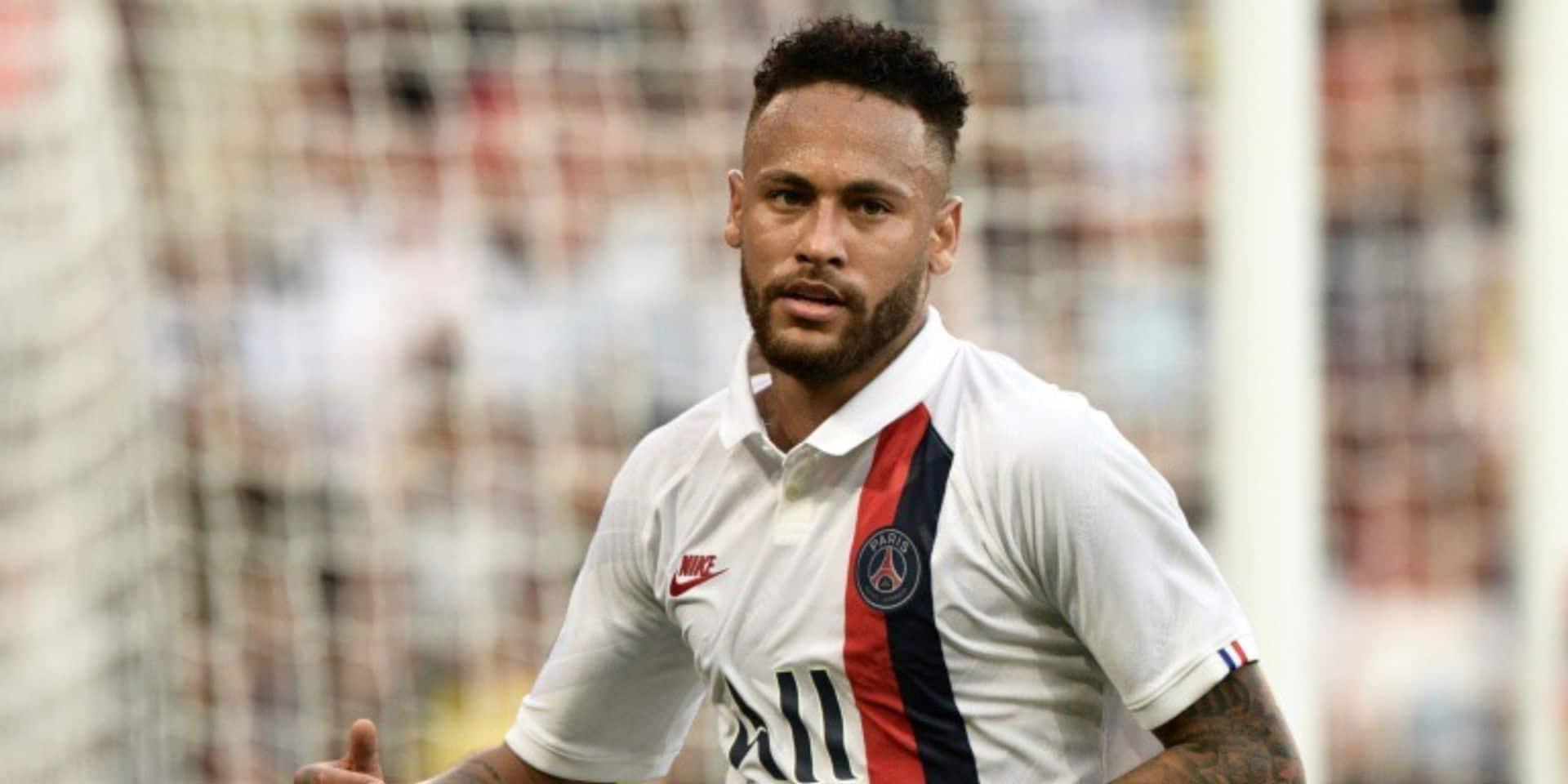 Le Paris Saint-Germain affrontera en amical ... Waasland-Beveren