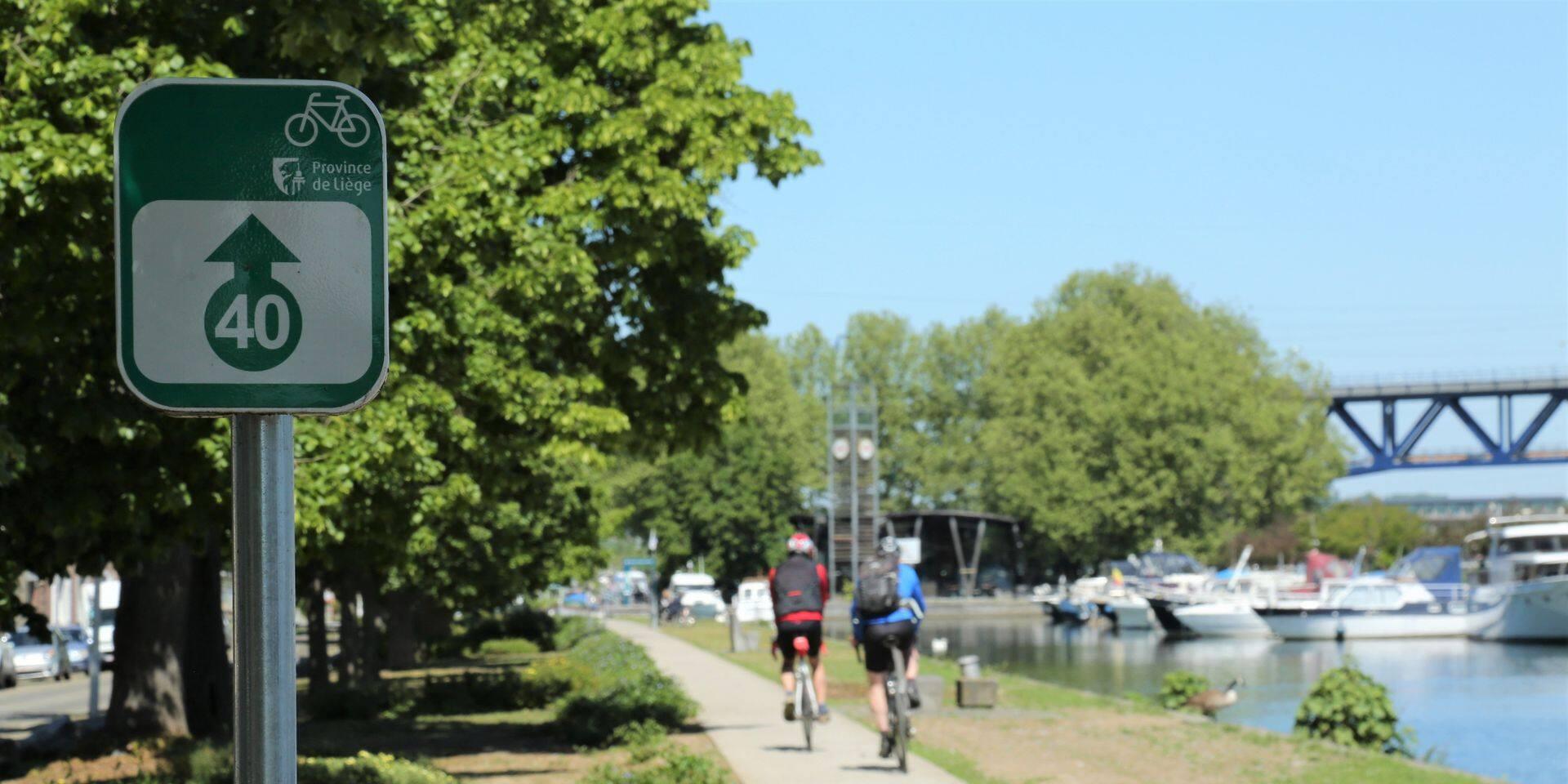 Liège: un million d'euros pour la mobilité douce