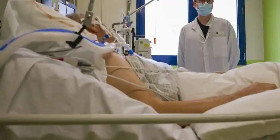 Province de Namur : il n'y a plus que 10 patients Covid aux Soins Intensifs sur un total de 97 lits disponibles
