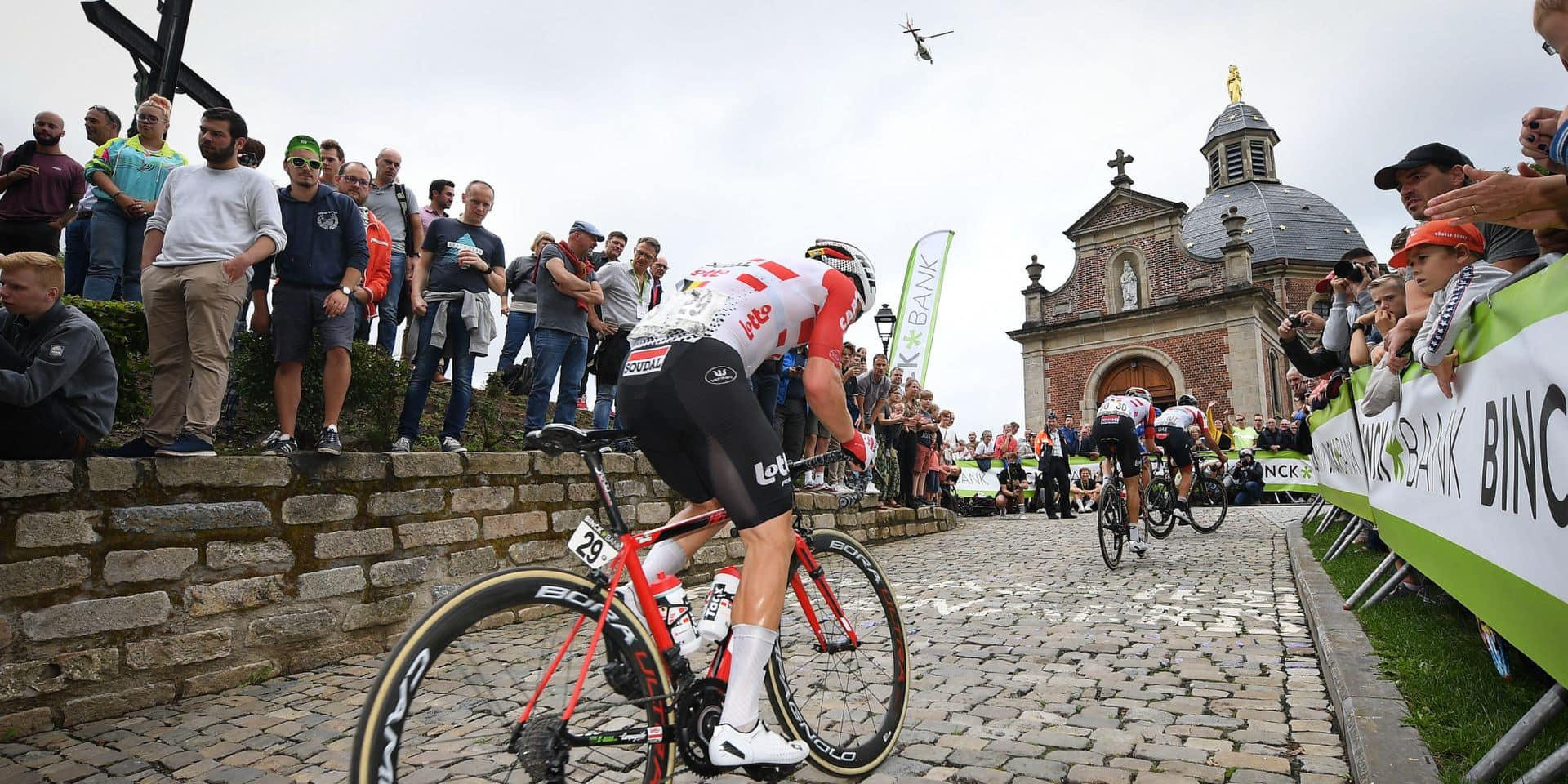 BinckBank Tour: les étapes néerlandaises annulées, la suite de l'épreuve maintenue jusque samedi