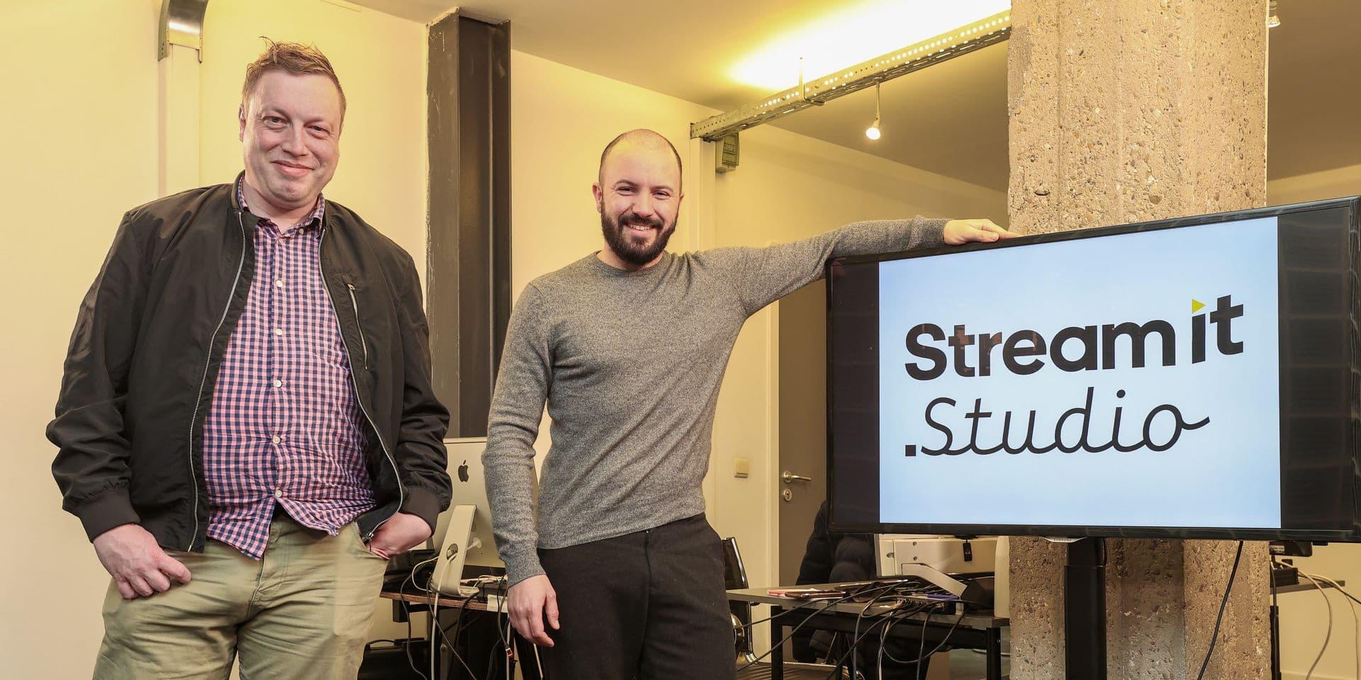 Streamit studio