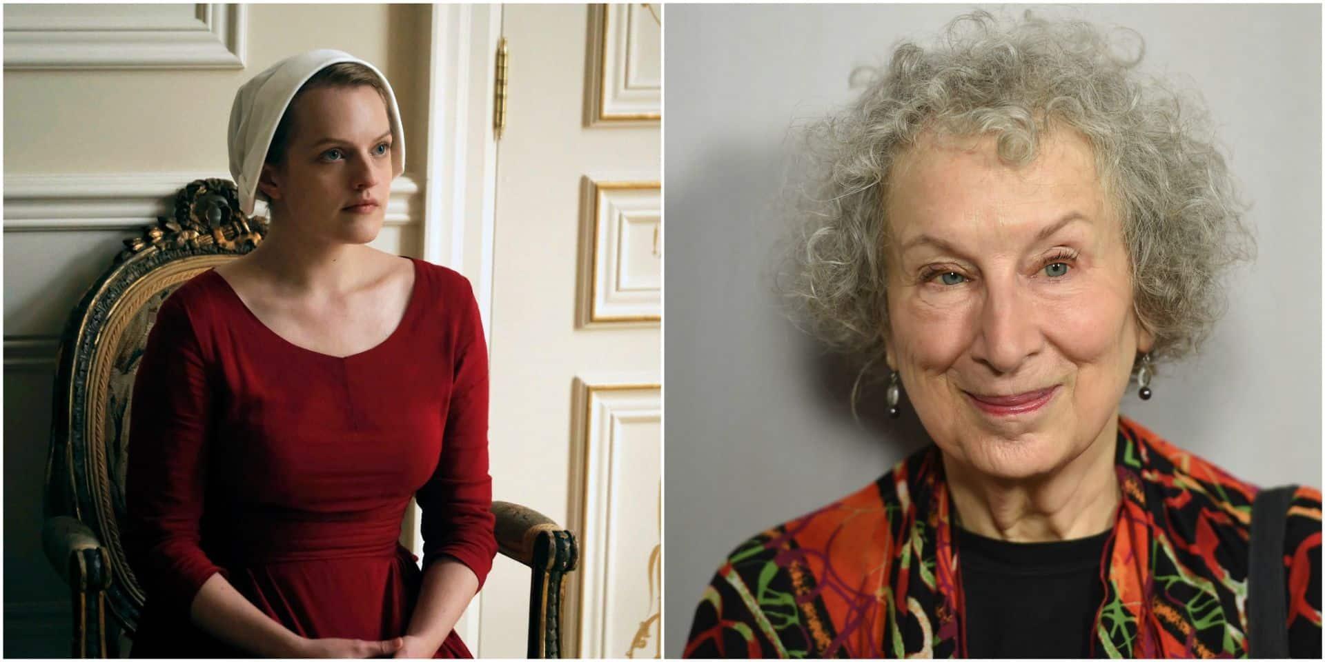 """Le roman """"La Servante Ecarlate"""" va avoir une suite: Margaret Atwood le confirme"""