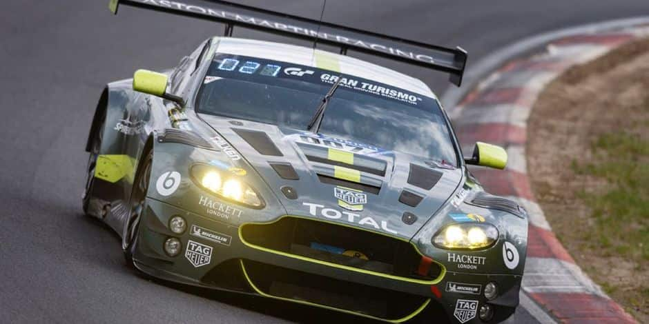24H Nürburg, H+16 : Mercedes et Porsche dans le même tour