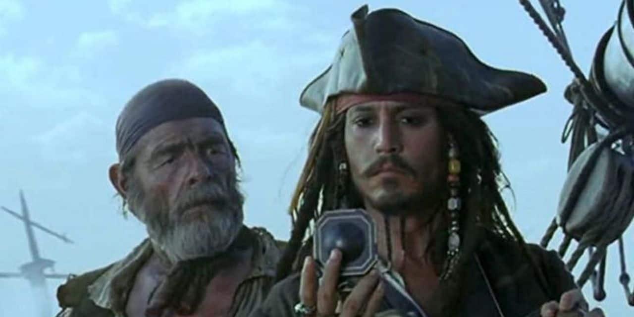 Le drapeau des pirates des Caraïbes est en berne - dh.be