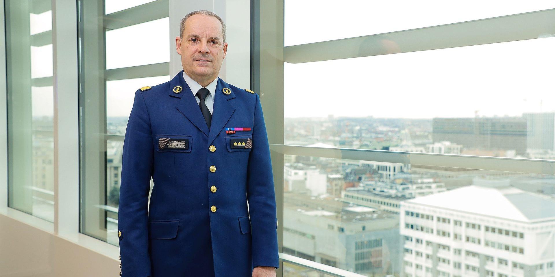 Le patron de la police veut réformer le recrutement !