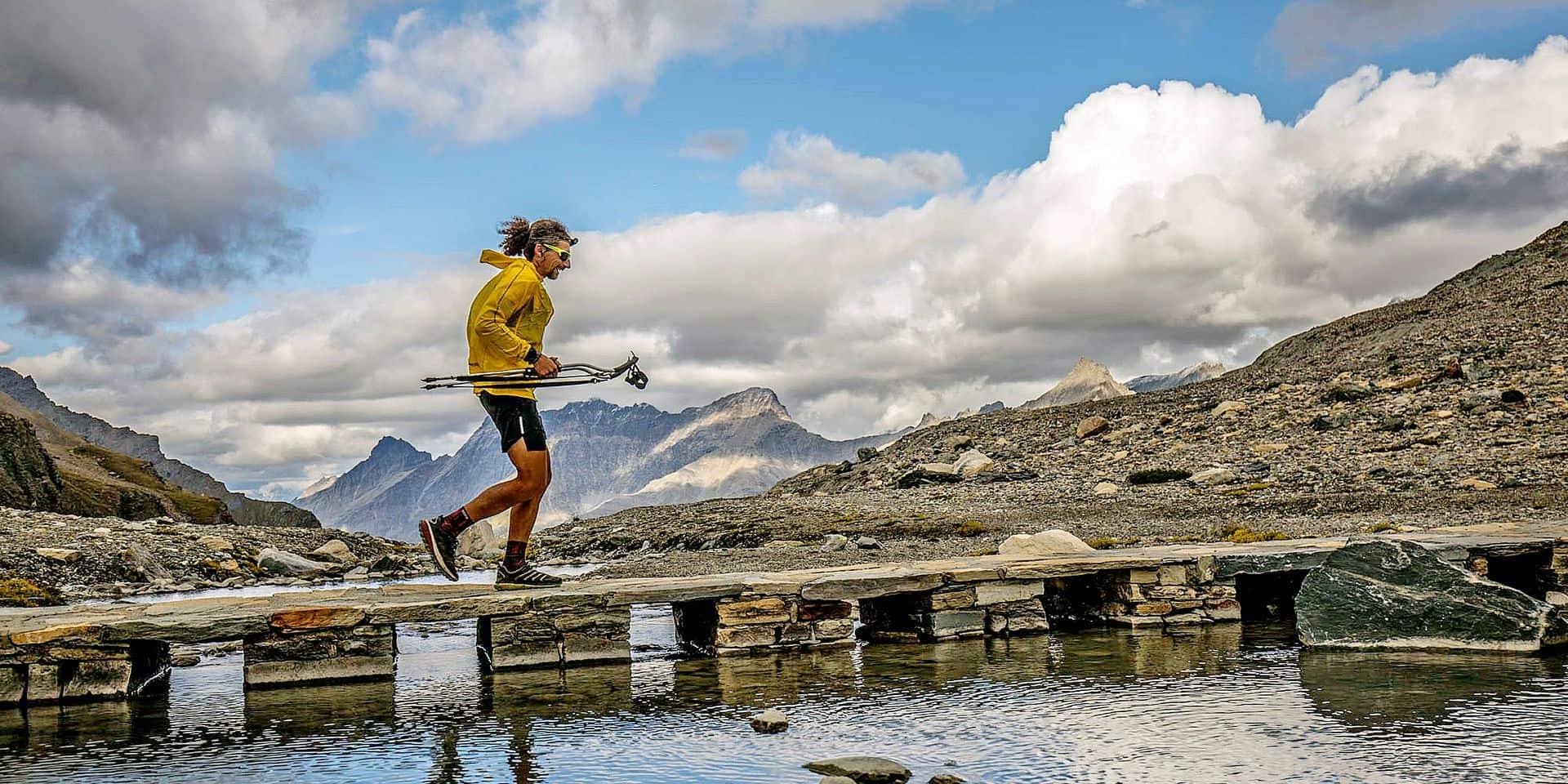 "Luca Papi: ""Courir est devenu ma façon de vivre"""