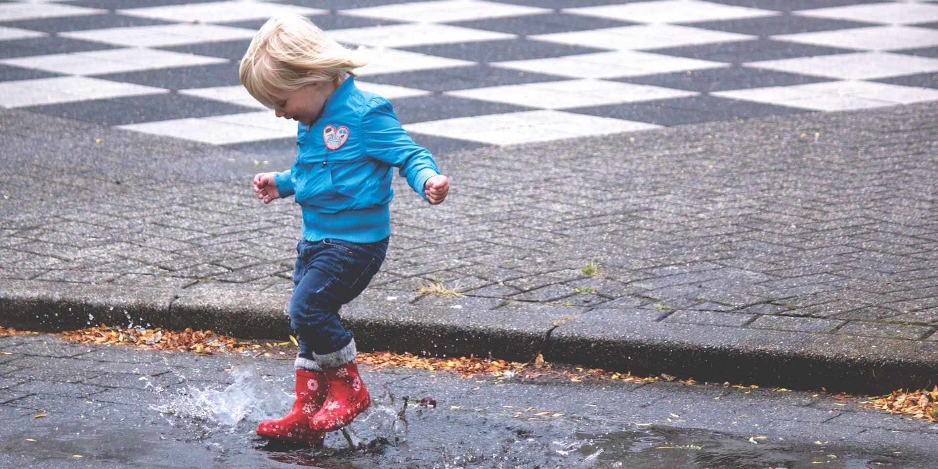 On fait quoi quand il pleut ?