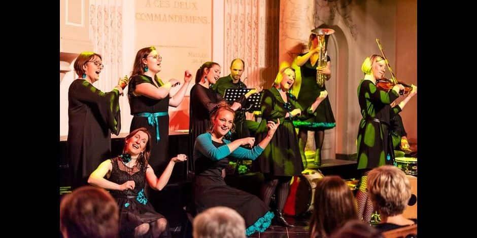 Musique classique : six concerts au Théâtre de Verdure devant 200 personnes, les 22 et 23 août