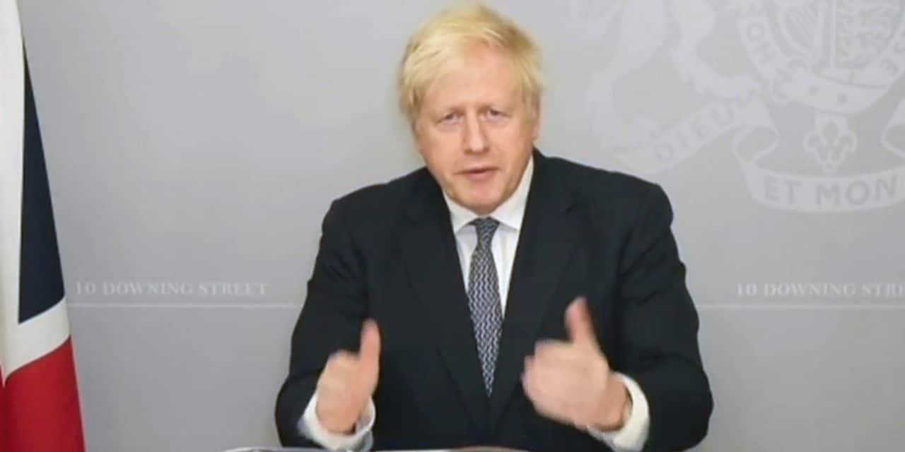 """Commerces, couvre-feu, rassemblements... Boris Johnson annonce son plan de déconfinement: """"Le Royaume-Uni mérite une sorte de Noël"""""""