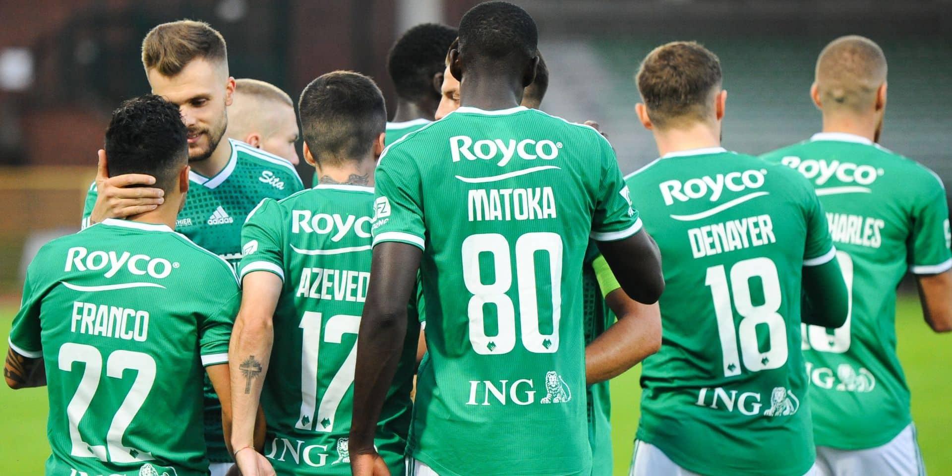 La Raal joue vendredi en Coupe de Belgique