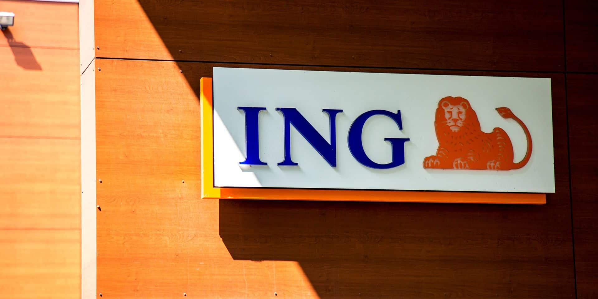 L'agence ING d'Hornu va fermer ses portes