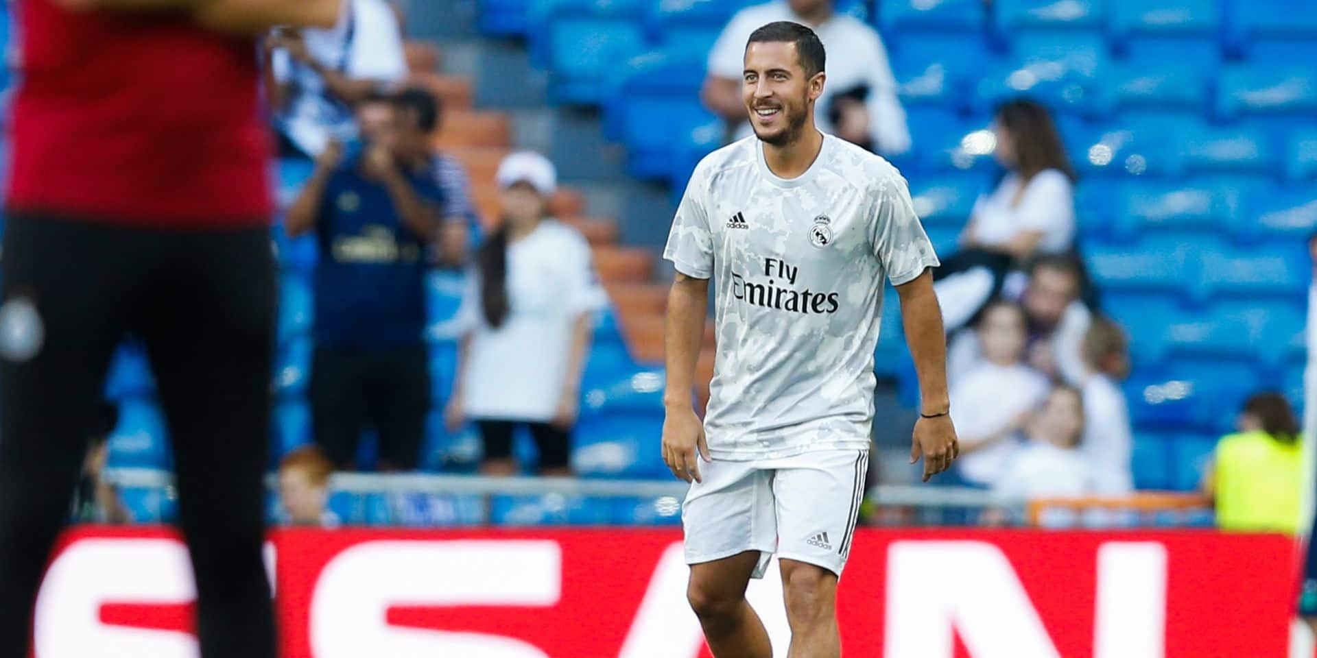 Eden Hazard a repris les entraînements collectifs !