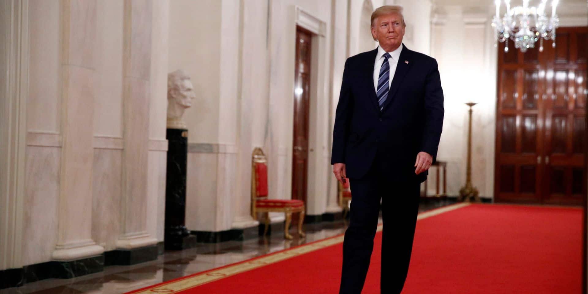 Destitution de Trump: un livre révèle qu'un proche du président aurait oeuvré dans l'ombre pour le faire tomber