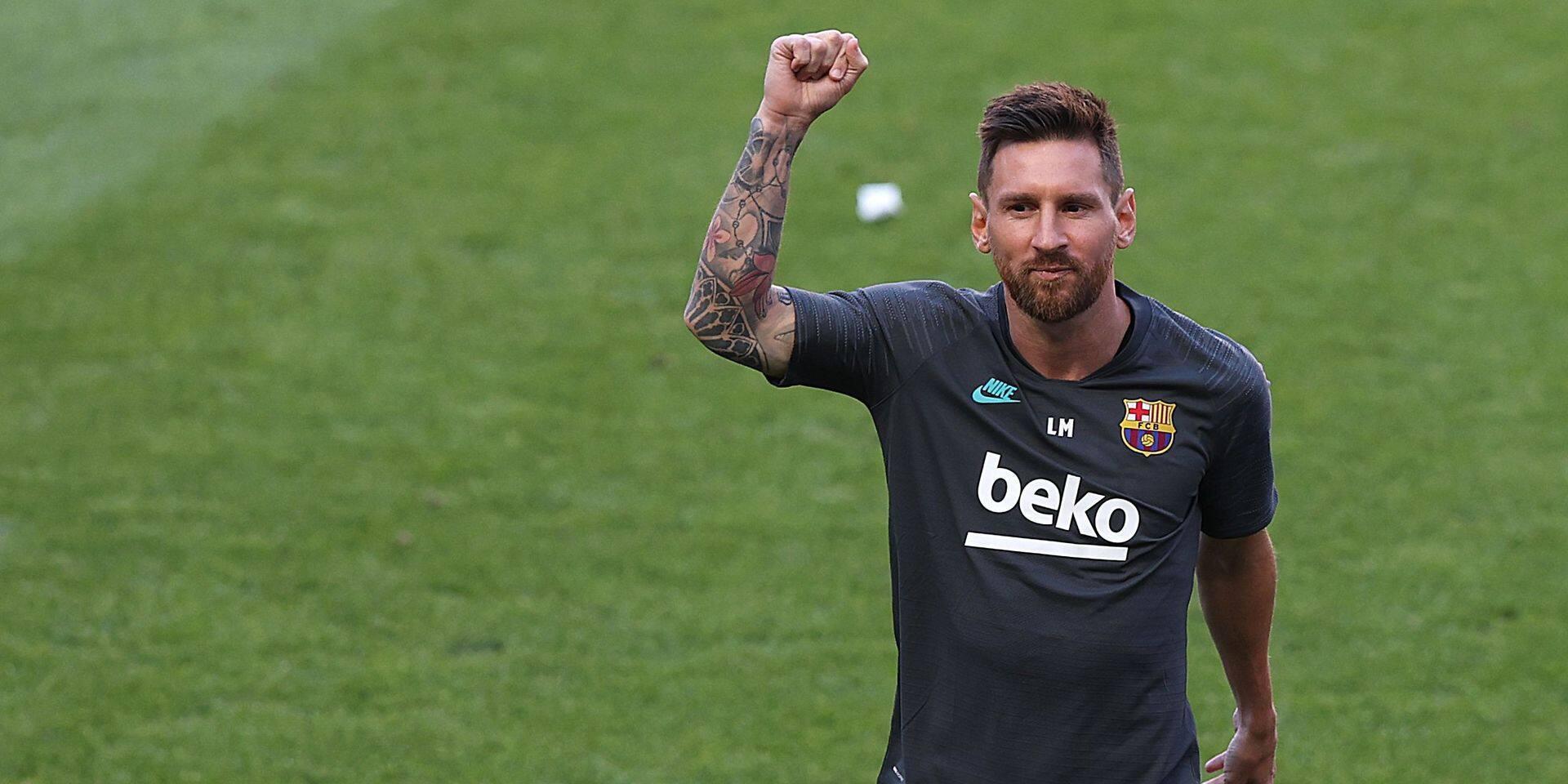 """""""Se queda"""": Un média argentin annonce que Lionel Messi reste à Barcelone"""