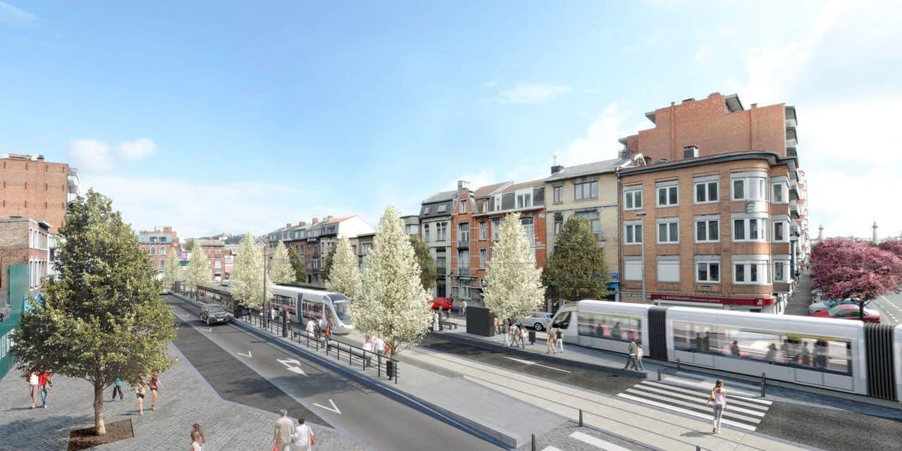 Liège : Le Plan Urbain de Mobilité définitivement adopté.