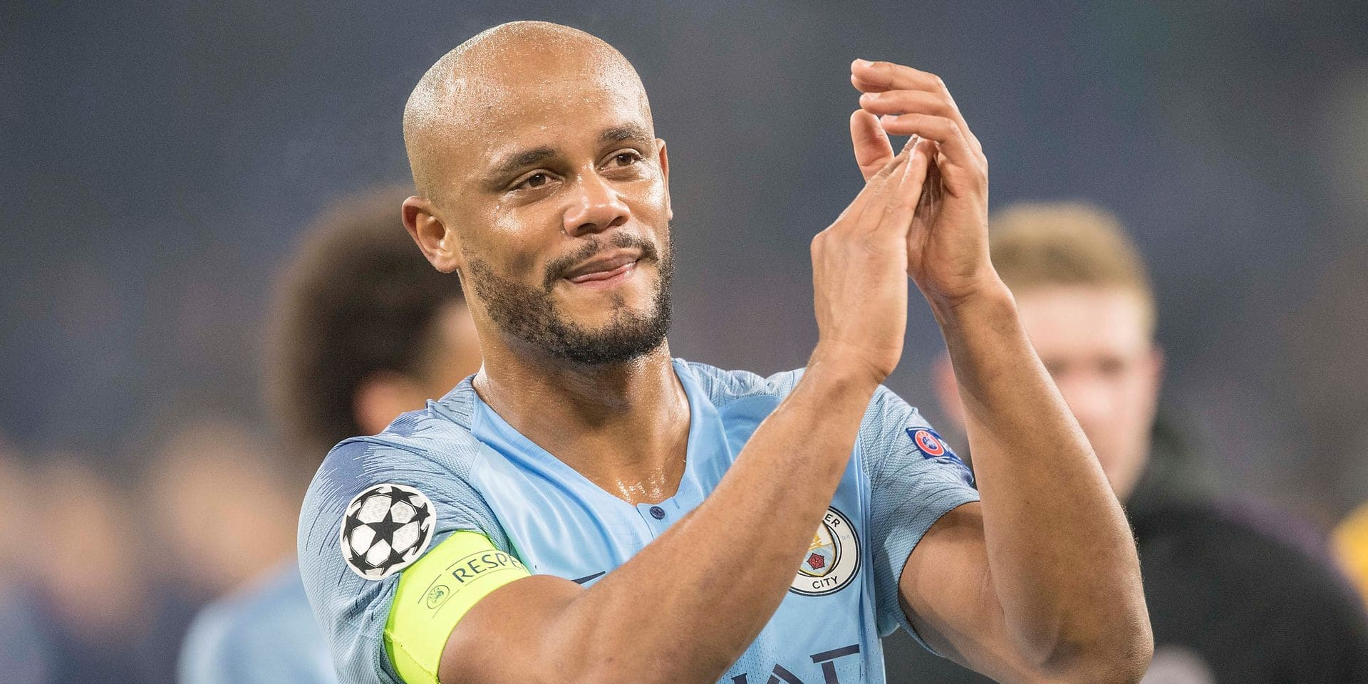 Soccer Champions League Eight-Finals / FC Schalke 04 - Manchester City 2.3.