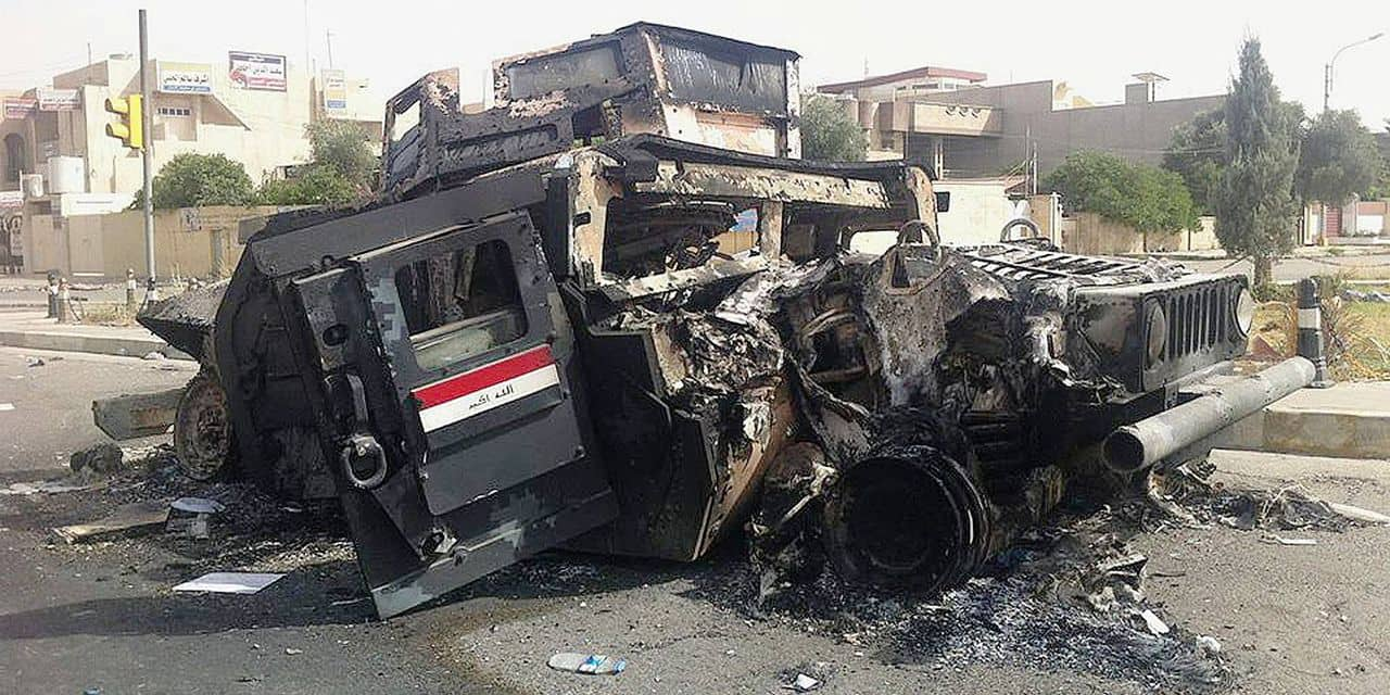 Les jihadistes à 60 km de Bagdad