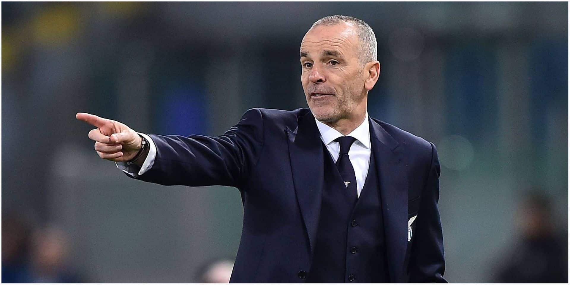 Stefano Pioli va remplacer Marco Giampaolo à l'AC Milan