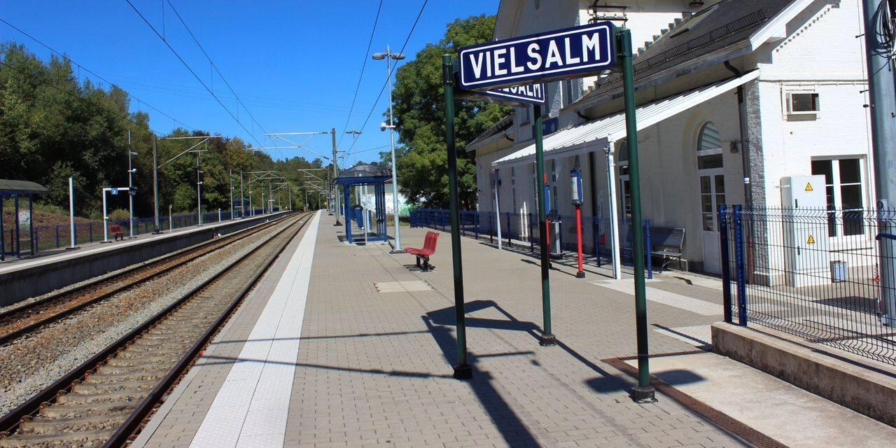 Ligne 42 Liège-Gouvy : une liaison cyclable entre Vielsalm et Grand-Halleux