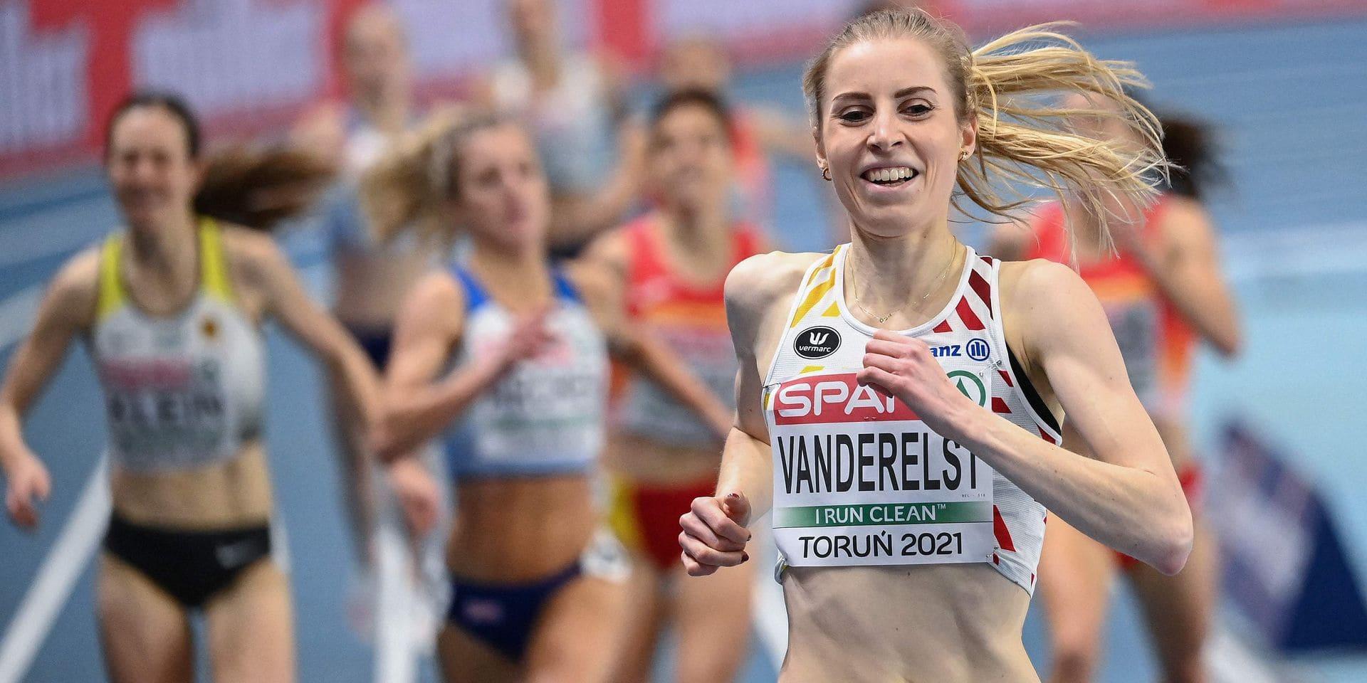 """Elise Vanderelst médaillée d'or: """"Mon prochain objectif, les Jeux"""""""