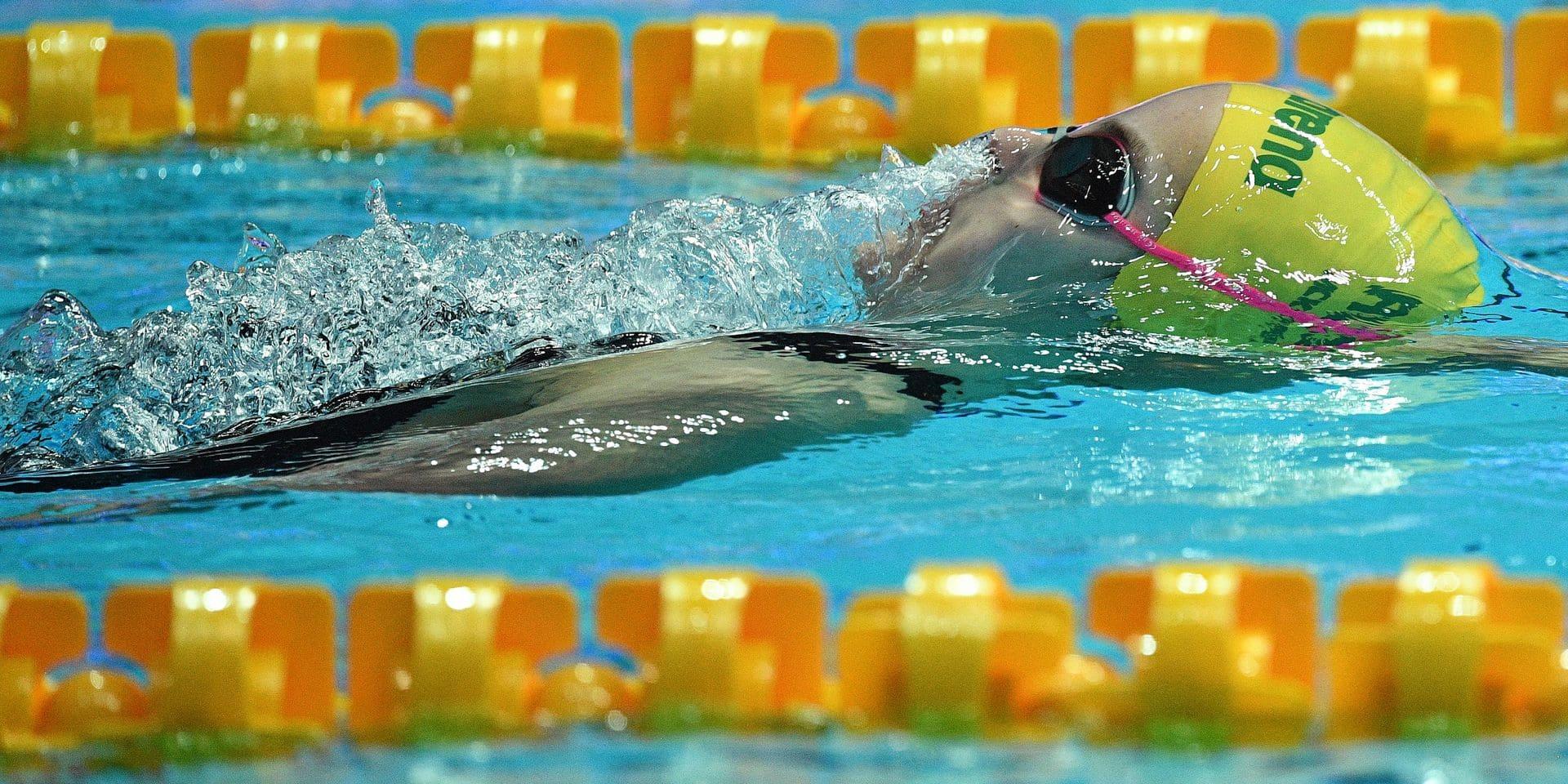 Kaylee McKeown bat le record du monde sur 200 m dos en petit bassin