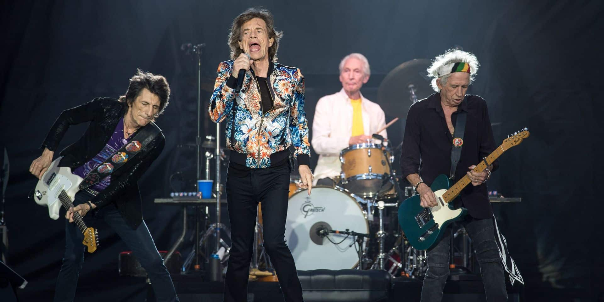 Les Rolling Stones s'invitent au concert One World: Together At Home