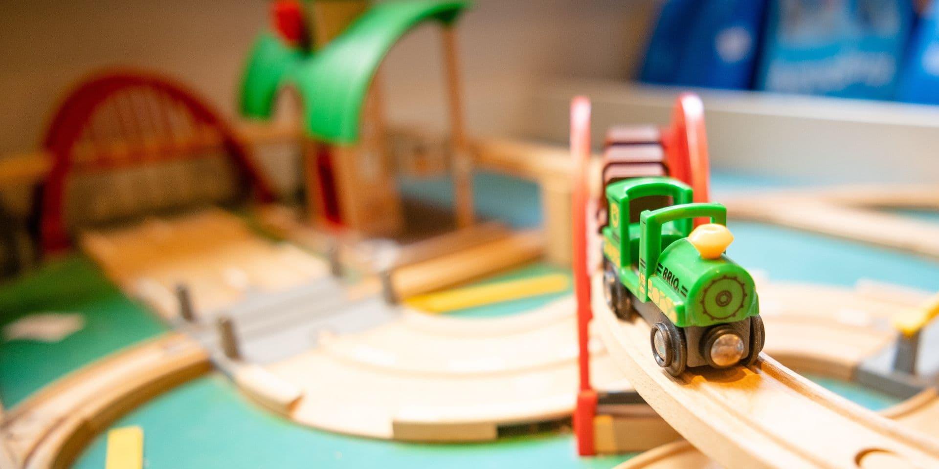 Intradel : 20 ans de collecte de jouets !