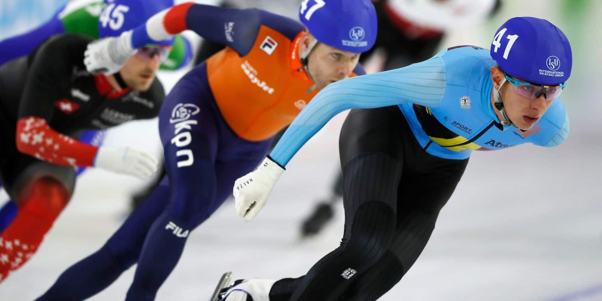 Mondiaux de patinage toutes distances : Bart Swings 15e du 5.000 mètres, le titre pour le Canadien Ted-Jan Bloemen