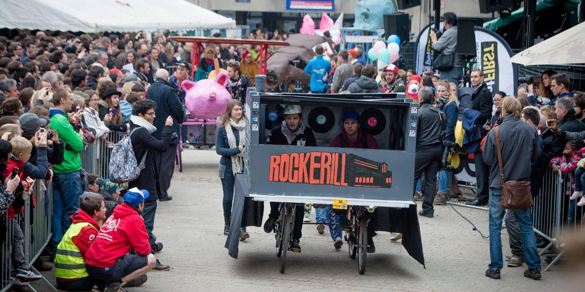 Les 24h vélo de Louvain-la-Neuve prévues en octobre sont annulées