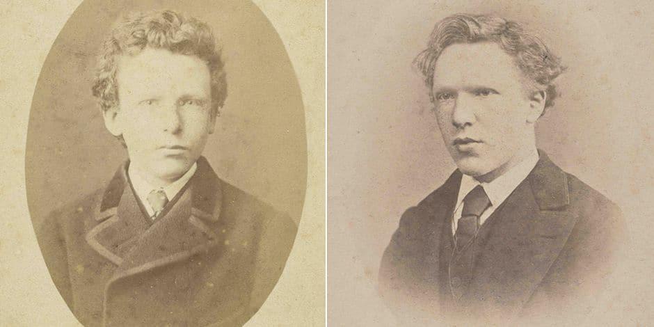 La photo de Van Gogh était en réalité celle de son frère !