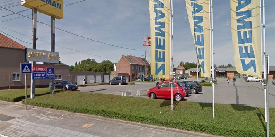 Nouvelle cité administrative à Boussu: le dossier peine à avancer