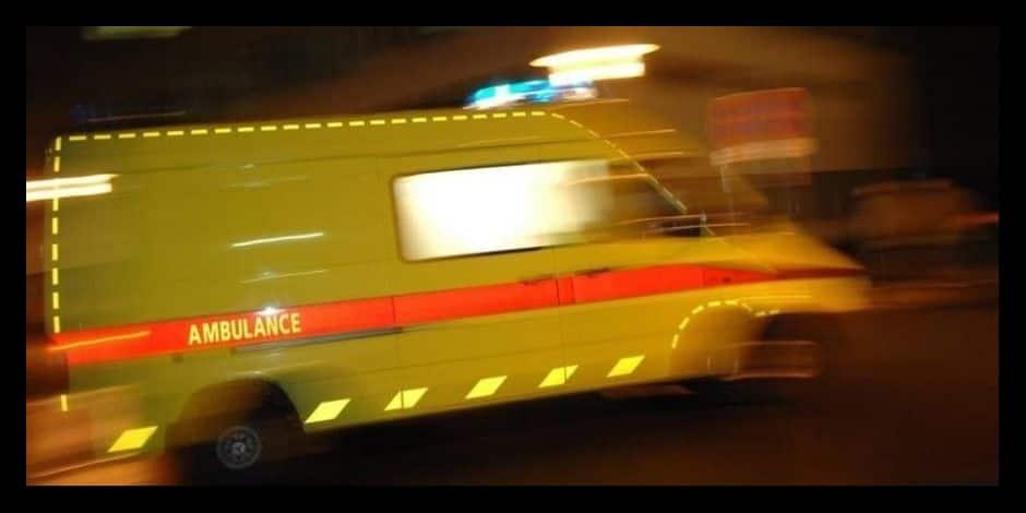 Un véhicule de police impliqué dans un accident à Liège
