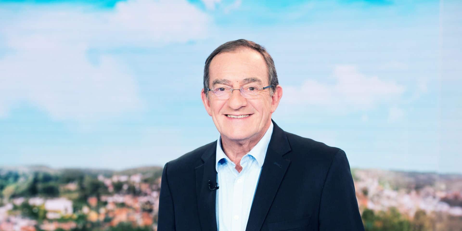 """Jean-Pierre Pernaut: """"je vais bien mais je n'irais pas faire un footing tous les matins"""""""