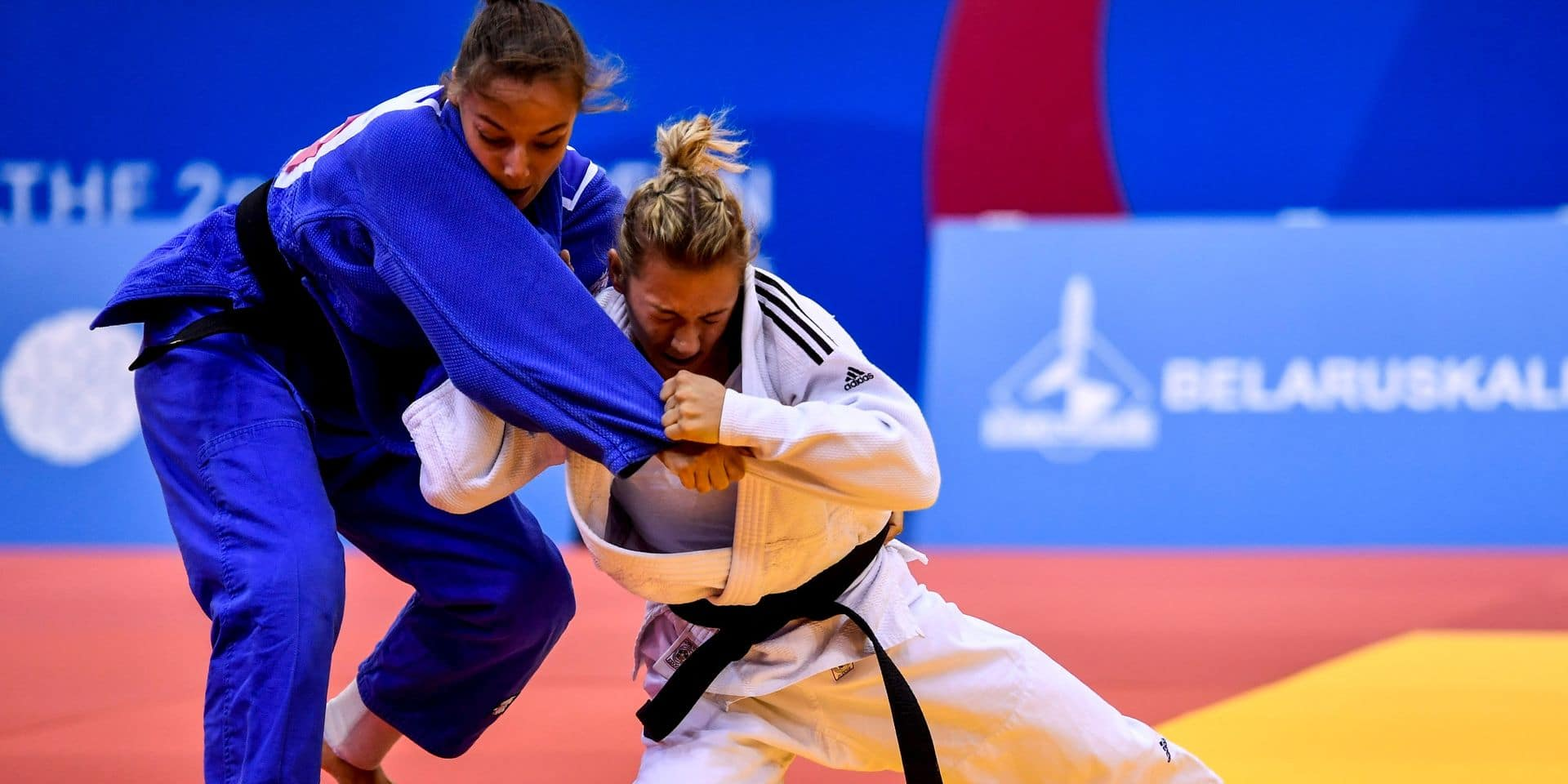 Judo : Mina Libeer termine au pied du podium à l'Euro !