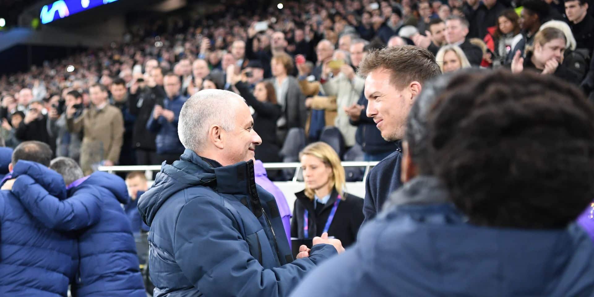 Tottenham Hotspur - RB Leipzig