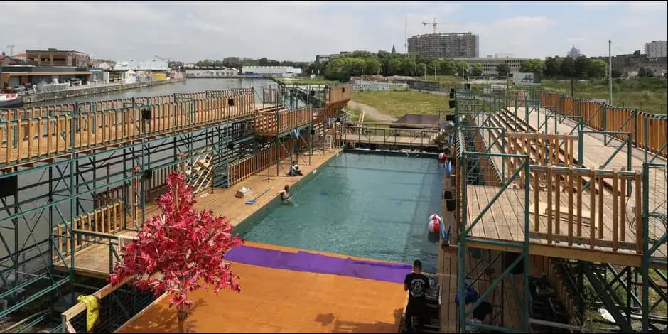 Le CD&V déplore un débat polarisé autour de la piscine en plein air d'Anderlecht