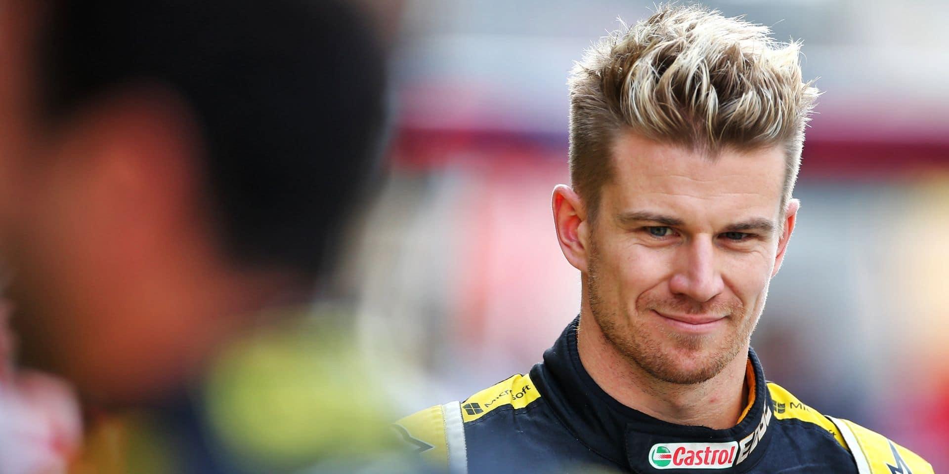 F1 : Racing Point confirme Hülkenberg pour le GP de Grande-Bretagne