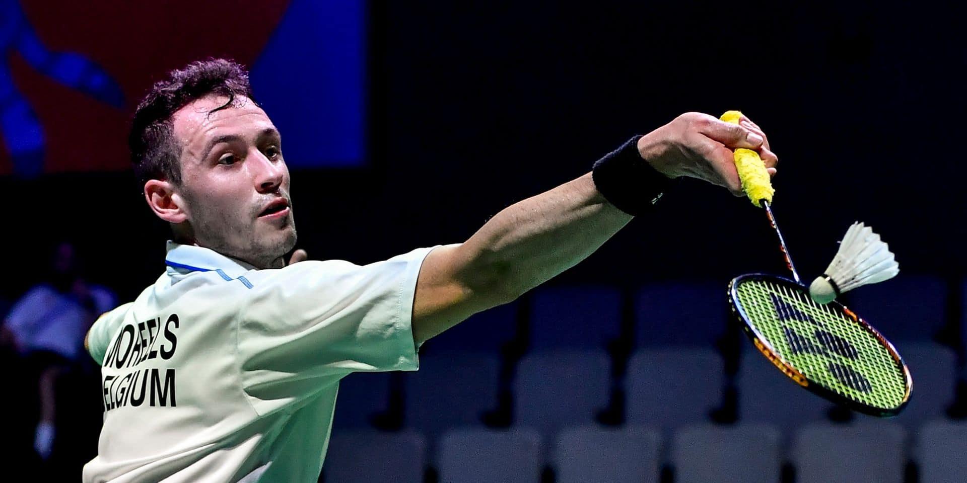 Badminton : Zéro sur trois pour les Belges en Allemagne