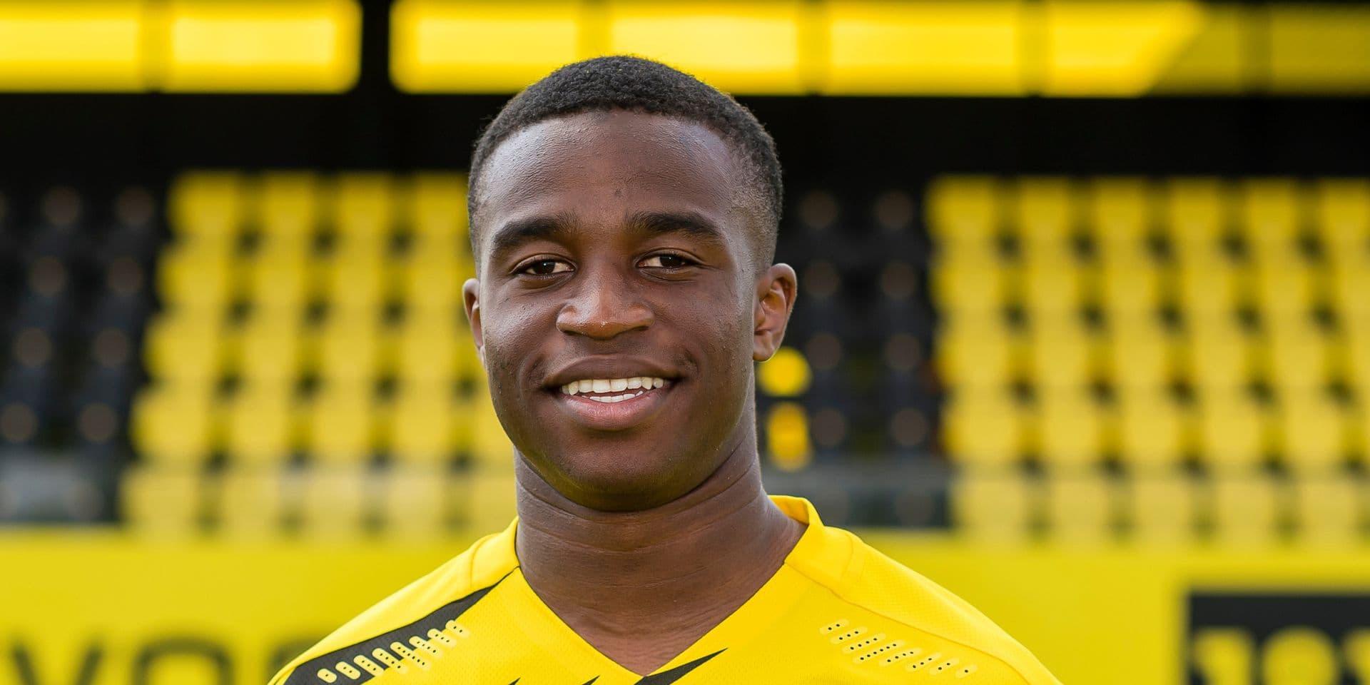 Dortmund veut inscrire Moukoko, son prodige qui aura 16 ans en novembre, en C1