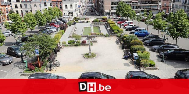 Photos Bernard Demoulin : Place Jean Vander Elst 1180 Uccle