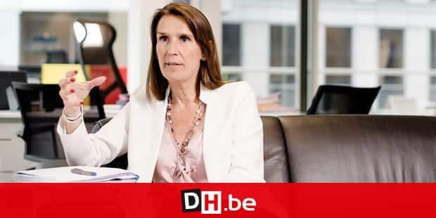 Bruxelles - SPF Finances: Sophie Wilmès (MR) - Ministre du Budget, chargée de la Loterie nationale